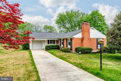 Baltimore Single Family Home For Sale: 2714 Placid Avenue
