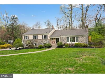 Chester County Single Family Home For Sale: 911 Ethan Allen Road