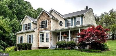 Mount Airy Single Family Home For Sale: 1834 Long Corner Road