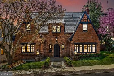 Annapolis Single Family Home For Sale: 7 Southgate Avenue