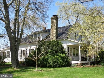 Fauquier County Single Family Home For Sale: 7980 Leeds Manor Road