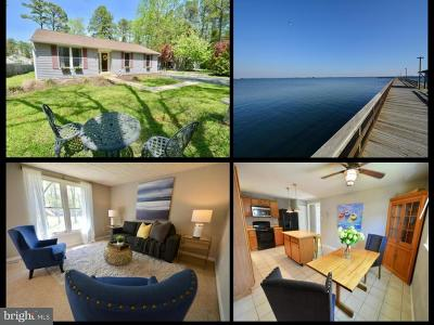 Kent Island Estates Single Family Home For Sale: 119 Wicomico Road