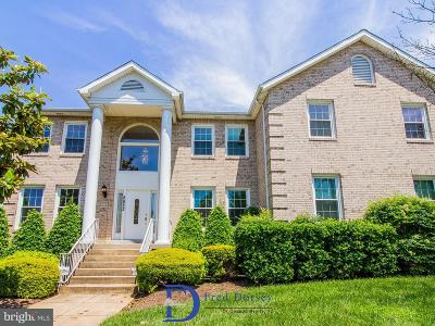 Glenarden Single Family Home For Sale: 8822 Glenarden Parkway
