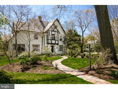 Cranbury Single Family Home For Sale: 7 Symmes Court