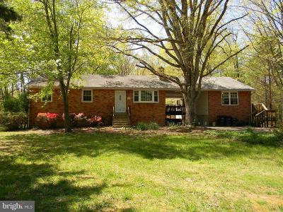 Brandywine Single Family Home For Sale: 4703 Danville Road