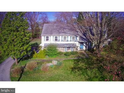 Phoenixville Single Family Home For Sale: 60 Beacon Hill Drive