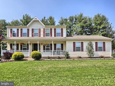 Dover Single Family Home For Sale: 5840 Old Carlisle Road