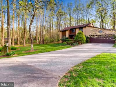 Owings Mills Single Family Home For Sale: 12140 Heneson Garth