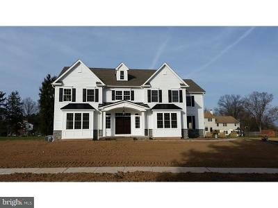 Blue Bell Single Family Home For Sale: 643 B Cathcart Road