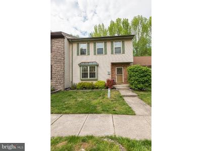 Medford Twp Townhouse For Sale: 10 Blackhawk Court