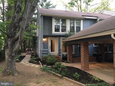 Reston Townhouse For Sale: 11436 Fairway Drive