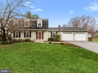 Rockville Single Family Home For Sale: 15801 Anamosa Drive