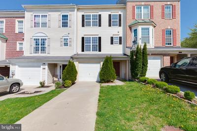 Frederick Townhouse For Sale: 5503 Upper Mill Terrace