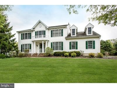 Cranbury Single Family Home For Sale: 7 Bodine Drive