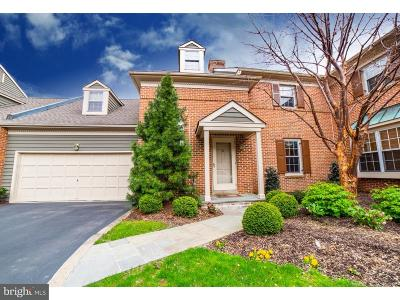 Bucks County Townhouse For Sale: 32 Hibiscus Court