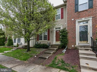 Perry Hall Townhouse For Sale: 4513 Golden Meadow Drive