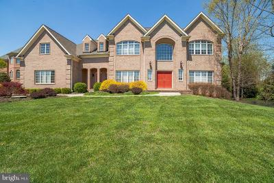 Howard County Single Family Home For Sale: 7212 Preservation Court