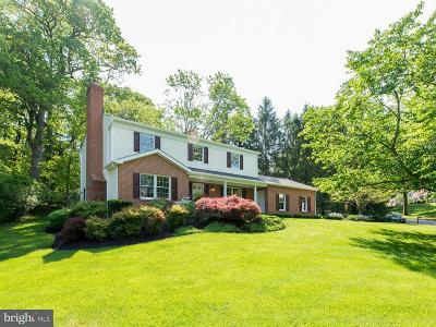Ellicott City Single Family Home For Sale: 3525 Font Hill Drive