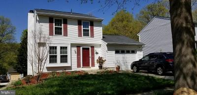 Montgomery County Single Family Home For Sale: 7428 Brenish Drive