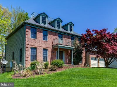 Herndon Single Family Home For Sale: 2601 Paddock Gate Court