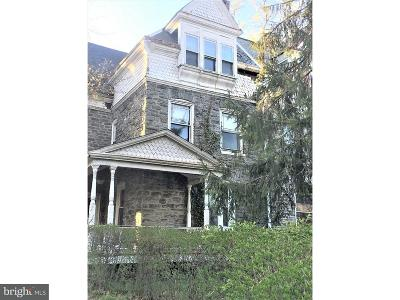 Single Family Home Under Contract: 135 W Upsal Street