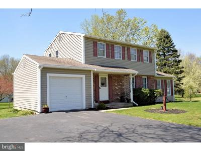Hatfield Single Family Home For Sale: 2941 Woodview Drive