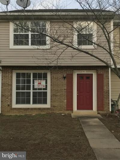 Saint Marys County Rental For Rent: 21413 Manon Way