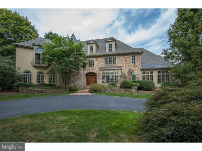 Newtown Square Single Family Home For Sale: 3603 Saint Davids Road