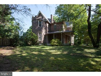Bucks County Single Family Home For Sale: 327 Maple Avenue