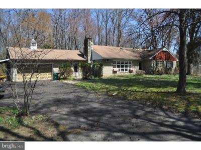 Bensalem Single Family Home For Sale: 4020 Mechanicsville Road