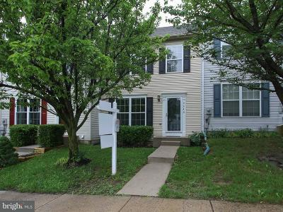 Frederick Townhouse For Sale: 9249 Ridgefield Circle