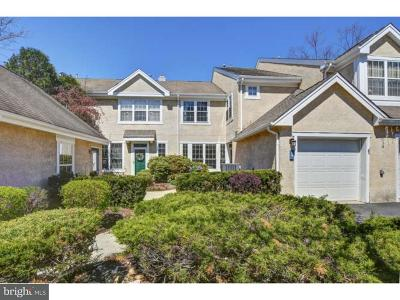 Plainsboro Single Family Home Under Contract: 84 Ashford Drive