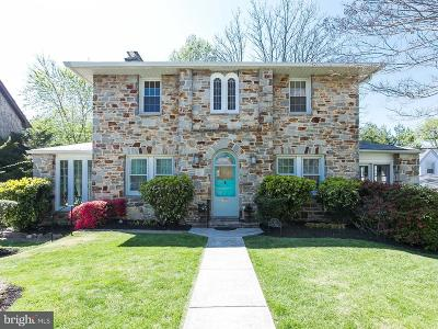 Towson Single Family Home For Sale: 2 Dixie Drive