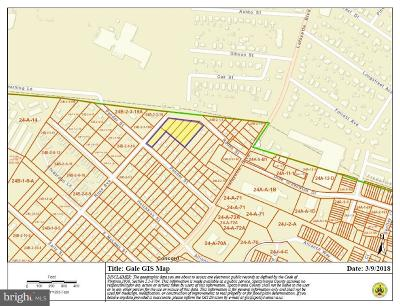 Frederick Residential Lots & Land For Sale: 114 Rodes Street