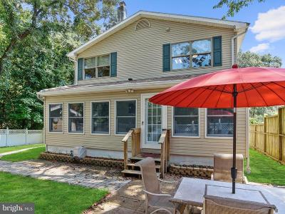 Severna Park Single Family Home For Sale: 614 Jumpers Hole Road