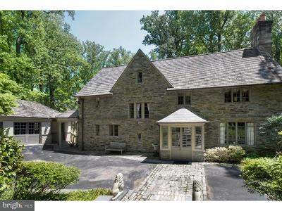 Haverford Single Family Home For Sale: 32 Evans Lane