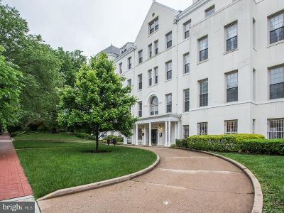 Capital Hill, Capitol Hill, Capitol Hill North, Capitol Hill Tower, Capitol Square At The Waterfront Single Family Home For Sale: 101 North Carolina Avenue SE #G