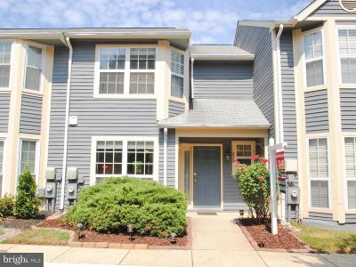 Annapolis Townhouse For Sale: 922 Breakwater Drive