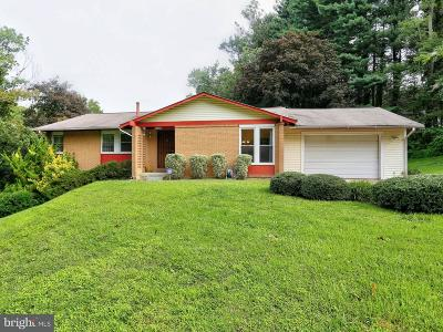 Columbia MD Single Family Home For Sale: $399,000