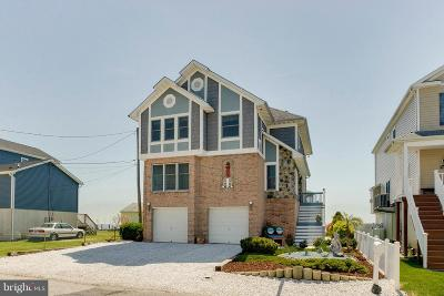 Baltimore Single Family Home For Sale: 9121 Cuckold Point Road