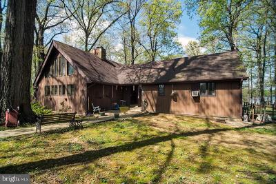 Purcellville Single Family Home Under Contract: 37858 Legard Farm Road