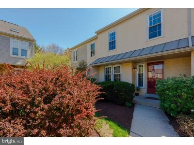 West Chester Townhouse For Sale: 2007 Eton Court