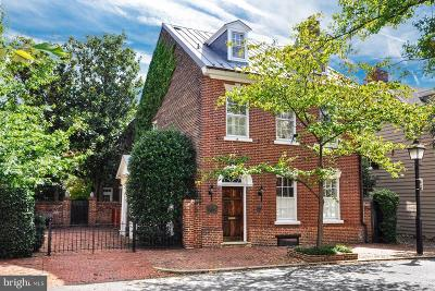 Alexandria VA Single Family Home For Sale: $4,495,000