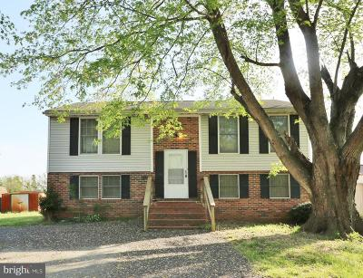 Calvert County, Saint Marys County Single Family Home For Sale: 119 Cove Point Road