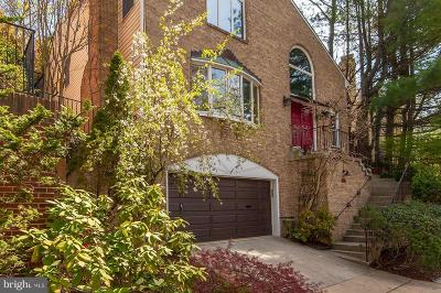 Kent Single Family Home Active Under Contract: 5615 Macarthur Boulevard NW