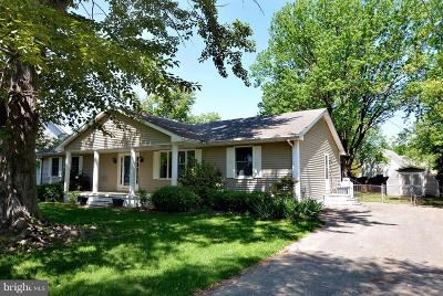 Saint Michaels Single Family Home For Sale: 309 Manor Street