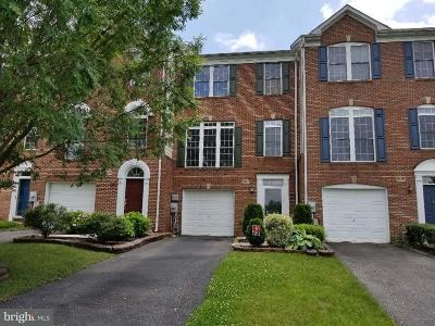 Chapel Grove, Piney Orchard Townhouse For Sale: 907 Arkblack Terrace