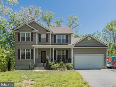 King George Single Family Home For Sale: 9123 Carriage Lane