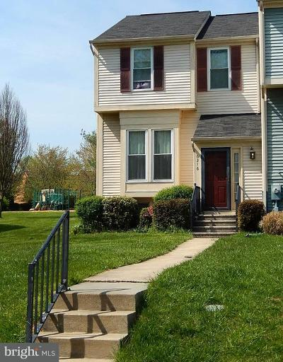 Howard County Townhouse For Sale: 6316 Loring Drive