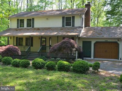 King George County Single Family Home For Sale: 8530 Stevenson Drive